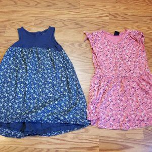 Baby Gap set of 2 dresses